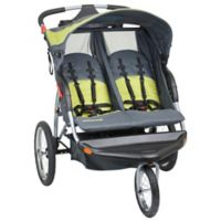 Baby Trend® Expedition® Double Jogger in Carbon