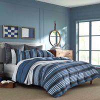 Nautica® Valmont Twin/Twin XL Comforter Set in Navy