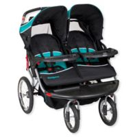 Baby Trend® Navigator Double Jogger in Tropic Green
