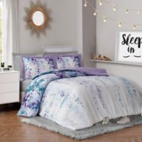 Vince Camuto® Larin Full/Queen Comforter Set in Green/Blue
