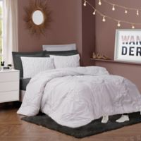 Vince Camuto® Mirabelle Full/Queen Comforter Set in White