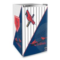 St. Louis Cardinals Licensed Counter Height Refrigerator