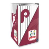 Philadelphia Phillies Licensed Counter Height Refrigerator