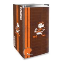 NFL Cleveland Browns Legacy Counter Height Refrigerator