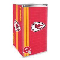 NFL Kansas City Chiefs Legacy Counter Height Refrigerator