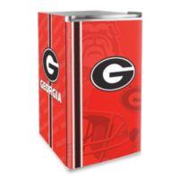 University of Georgia Licensed Counter Height Refrigerator