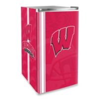 University of Wisconsin Licensed Counter Height Refrigerator