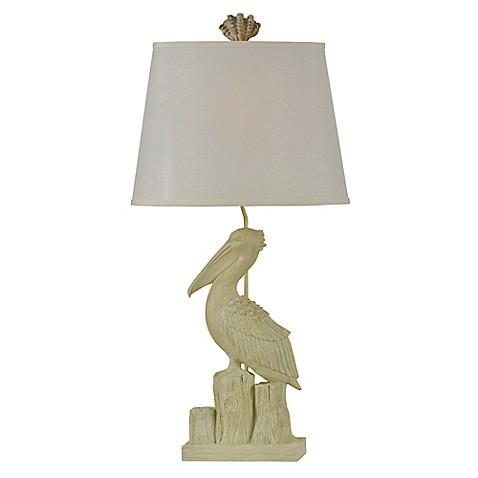 Pelican Table Lamp - Bed Bath & Beyond
