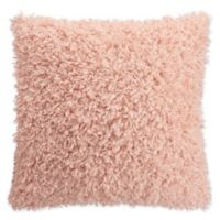 UGG® Doodle Square Throw Pillow in Sunset