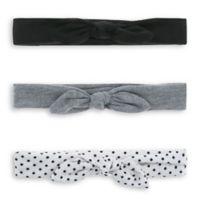 Capelli New York 3-Pack Knot Bow Headbands