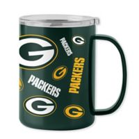 NFL Green Bay Packers 15 oz. Stainless Steel Ultra Mug with Lid
