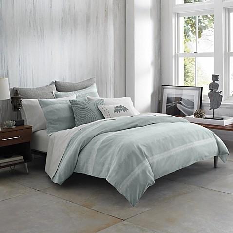 Under The Canopy® The Nurturer Bedding Collection in Mineral - Under The Canopy® The Nurturer Bedding Collection In Mineral - Bed