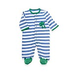 Little Me® Size 6M Leap Frog Footie