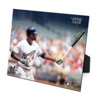 MLB Milwaukee Brewers Lorenzo Cain PleXart