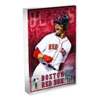 MLB Boston Red Sox Mookie Betts 3D Acrylic BlocKart