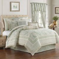 Rose Tree Geneve Reversible King Comforter Set