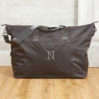 Water Resistant EMB Weekender Bag