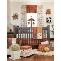 Glenna Jean Carson 3-Piece Crib Bedding Set