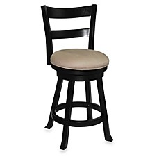 Sawyer Swivel Wood Bar Stool Bed Bath Amp Beyond
