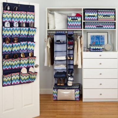 The Macbeth Collection Organizers Boxes in Margarita Bed Bath