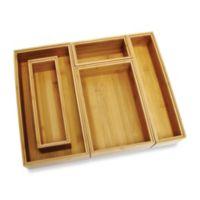 5-Piece Drawer Organizer Boxes