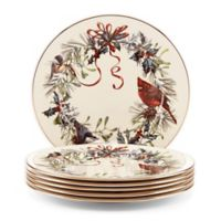 Lenox® Winter Greetings™ Dinner Plates (Set of 6)