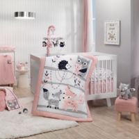 Lambs & Ivy® Forever Friends 4-Piece Crib Bedding Set
