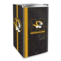 University of Missouri Licensed Counter Height Refrigerator