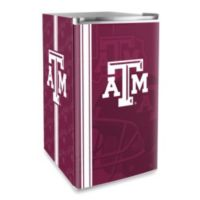 Texas A&M University Licensed Counter Height Refrigerator