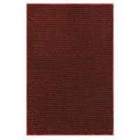 Mohawk Home Pinstripe 1-Foot 8-Inch x 2-Foot 10-Inch Rug in Madder Root