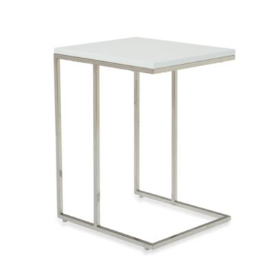 Moeu0027s Home Collection Posta Side Table In Charcoal