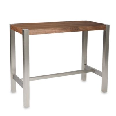 Moeu0027s Home Collection Riva Pub Style Counter Table