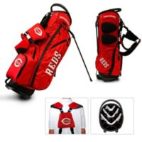 Cincinnati Reds Fairway Stand Golf Bag