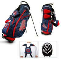 Minnesota Twins Fairway Stand Golf Bag