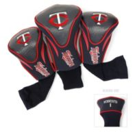 MLB Minnesota Twins 3-Pack Contour Golf Club Headcovers