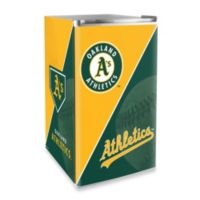 Oakland Athletics Licensed Counter Height Refrigerator