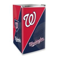 Washington Nationals Licensed Counter Height Refrigerator