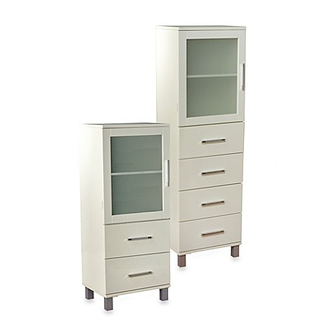 bed bath and beyond bathroom cabinet frosted pane linen cabinet bed bath amp beyond 25030
