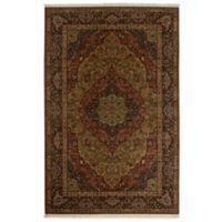 Karastan Original Medallion Kirman 4-Foot 3-Inch x 6-Foot Rug