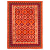 Jaipur Anatolia Izmir 8-Foot x 10-Foot Rug in Medium Red Tobasco