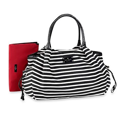 Kate Spade New York Black Diaper Bag
