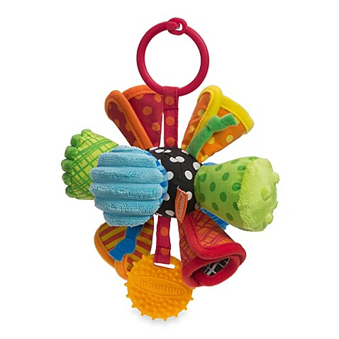 Infantino® Soft Sounds Crinkle Toy™