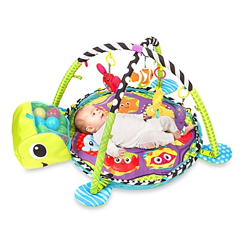 Infantino 174 Grow With Me Activity Gym Amp Ball Pit Buybuy Baby