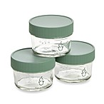 Sage Spoonfuls® Glass Mini Storage Pack