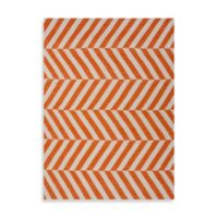 Jaipur Maroc Salma 3-Foot 6-Inch x 5-Foot 6-Inch Rug in Orange
