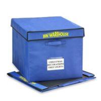 Bin Warehouse 22-Gallon Fold-a-Totes (4-Pack)