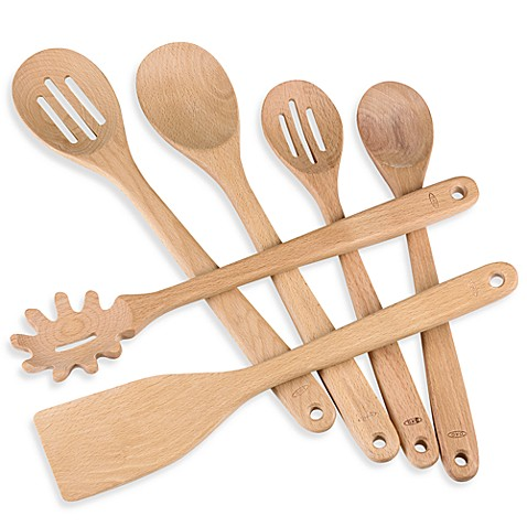 OXO Good Grips® Wooden Utensils - Bed Bath & Beyond