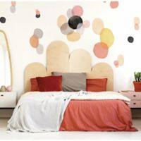 RoomMates® Abstract Watercolor Shapes Peel & Stick Giant Wall Decals in Pink