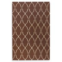 Surya Afton 2-Foot x 3-Foot Rug in Brown