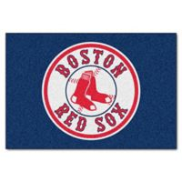 MLB Boston Red Sox Floor Mat